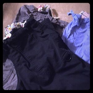 3 pairs of koi scrub pants.